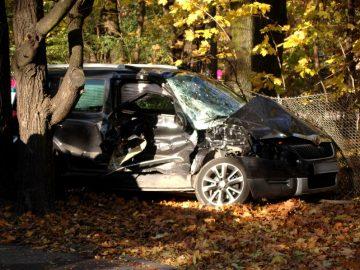 Wypadek w centrum Grodziska