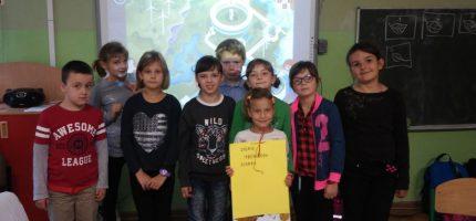 Dzieciaki z MegaMisją w Skułach