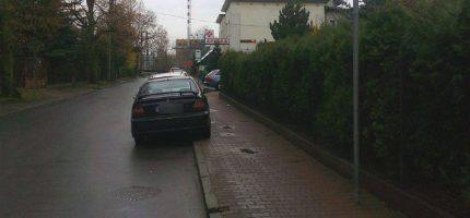 Co z parkowaniem przy przychodni na Sadowej?