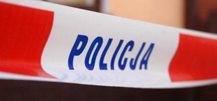Zwłoki mężczyzny znalezione przy ul. Szkolnej. Prokuratura: Prawdopodobnie samobójstwo