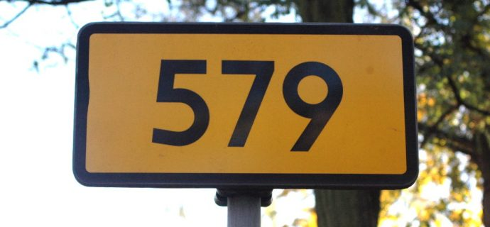 Wyremontują 850-metrowy fragment drogi 579