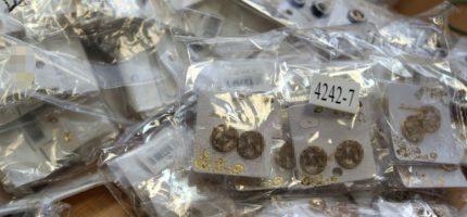 """""""Lewa"""" biżuteria za ponad 3 miliony"""