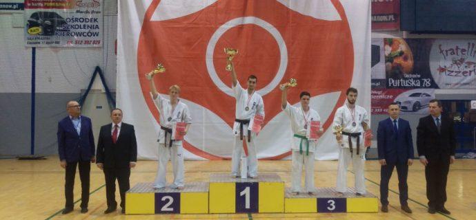 Grodziszczanie na medal w sportach walki