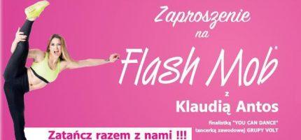 Pierwszy taneczny flash mob w Grodzisku