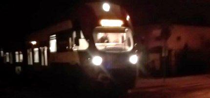 Nocna kolizja wukadki z ciężarówką