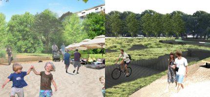 Jest przetarg na nowy park oraz tereny rekreacyjne