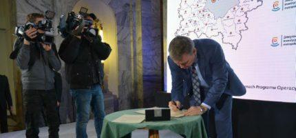 Samorządowcy apelują do premier Beaty Szydło