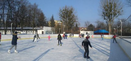 Jak długo przetrwa lodowisko w Milanówku?