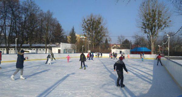 Start milanowskiego lodowiska tuż-tuż