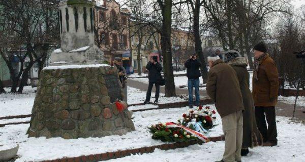 Grodzisk upamiętni 77. rocznicę likwidacji getta