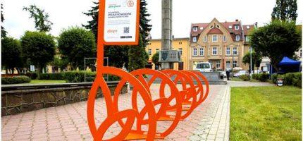 Grodziszczanie zdecydowali gdzie postawić nowe stojaki na rowery