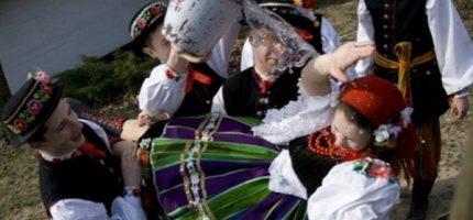 Skąd tradycja śmigusa-dyngusa?