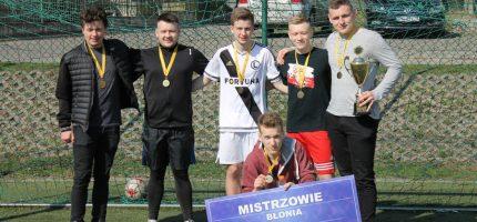 Kolejna mistrzowska drużyna z Mazowsza Zachodniego