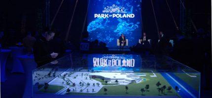 Budowa Park of Poland rozpoczęta