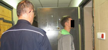 Podejrzani o pobicie policjanta mają zarzuty, grozi im 10 lat więzienia
