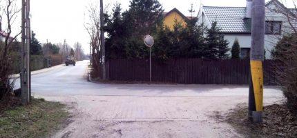 Przebudowa skrzyżowania na Kazimierzowskiej za 670 tys. zł