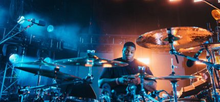 Aaron Spears powraca! Znakomity perkusista ponownie zagra w Grodzisku