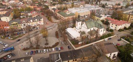 Co powstanie na terenie przy Placu Króla Zygmunta Starego?