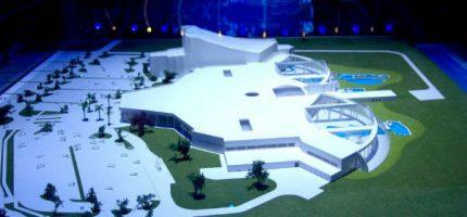 Jest pozwolenie na budowę parku wodnego. Wykonawca wszedł na roboty