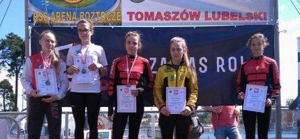7 medali Mistrzostw Polski dla Sparty
