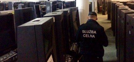 Nielegalne automaty do gier za 2,5 mln zł w Jankach