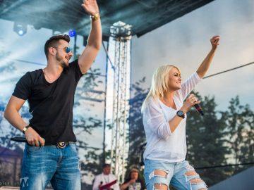 Festiwal disco polo przyciągnął grodziską publikę