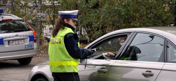 Kaskadowe pomiary prędkości: dwóm kierowcom zatrzymano prawo jazdy