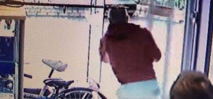 Zuchwała kradzież w centrum Grodziska. Nagroda za pomoc w ujęciu sprawcy