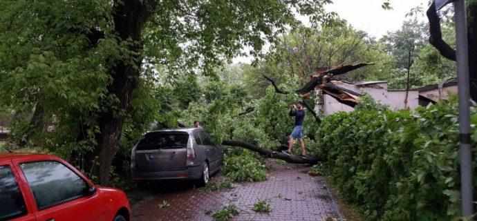 Synoptycy alarmują: Nadciąga orkan Ksawery, będzie wiało bardzo silnie