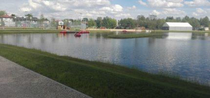 """Plac zabaw, park linowy i trampoliny pojawią się na """"Walca"""""""