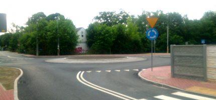 Rondo na Kazimierzowskiej już gotowe