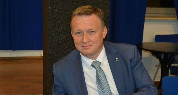 Artur Tusiński wygrał z dużą przewagą