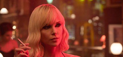 Atomowa Blondynka na ekranie grodziskiego kina