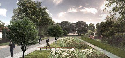 Jest przetarg na renowację terenów zielonych. Duża inwestycja