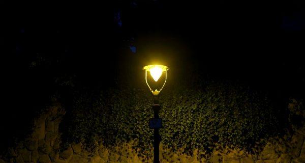 Awaria oświetlenia milanowskich ulic. Uwaga na wieczorne ciemności