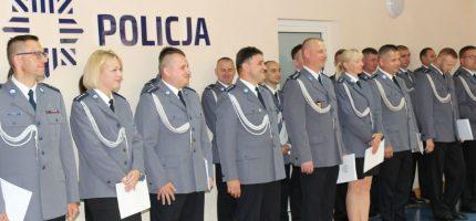 Grodziscy policjanci obchodzili swoje święto [FOTO]