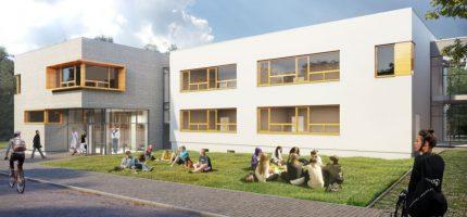 Rozbudowa szkoły wystartowała
