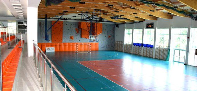 Nowa hala sportowa już gotowa [FOTO]