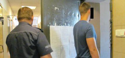23-latek zatrzymany za kradzież. Odpowie za recydywę