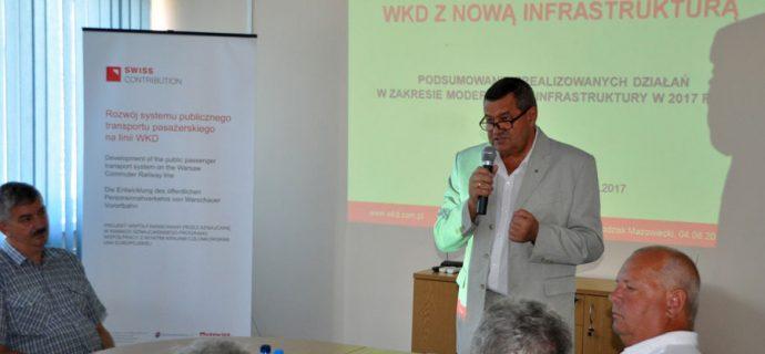 WKD planuje kolejne inwestycje