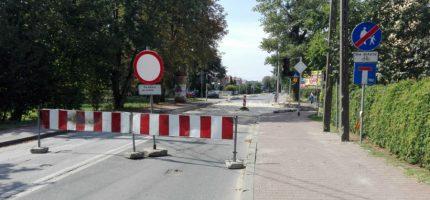 Uwaga! Duże utrudnienia na skrzyżowaniach z ul. Nadarzyńską [FOTO]