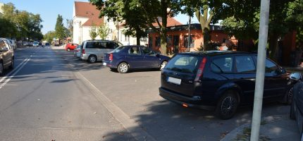 Parkingowe roszady w Grodzisku na czas remontu PKP. Zaparkujemy na Kościuszki