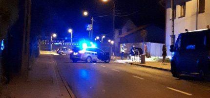 Wieczorny wypadek na Bałtyckiej. Potrącony rowerzysta