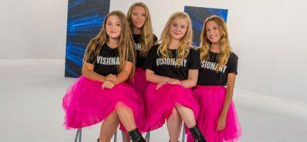 Uczennica grodziskiej podstawówki w kwalifikacjach Eurowizji Junior. Zagłosuj!