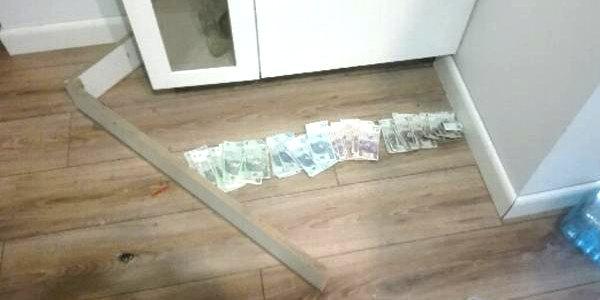 Odchodziła z pracy, ukradła pieniądze