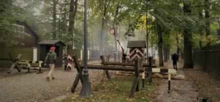 Miasto ogród częścią popularnego serialu [FOTO]