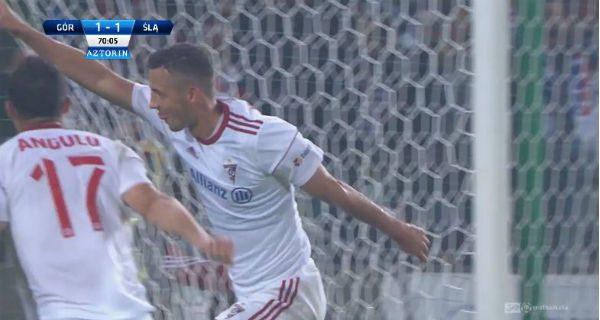 Wieteska znów strzelił w ekstraklasie!
