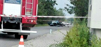 Śmiertelny wypadek w Jastrzębniku