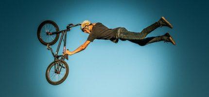 Tor do rowerowych ewolucji zbyt drogi