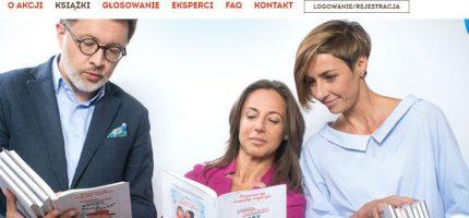 Milanowska biblioteka także walczy o książki i wygodne pufy. Zagłosuj!